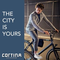 The City is Yours. Cortina Speed 3 Limited Edition
